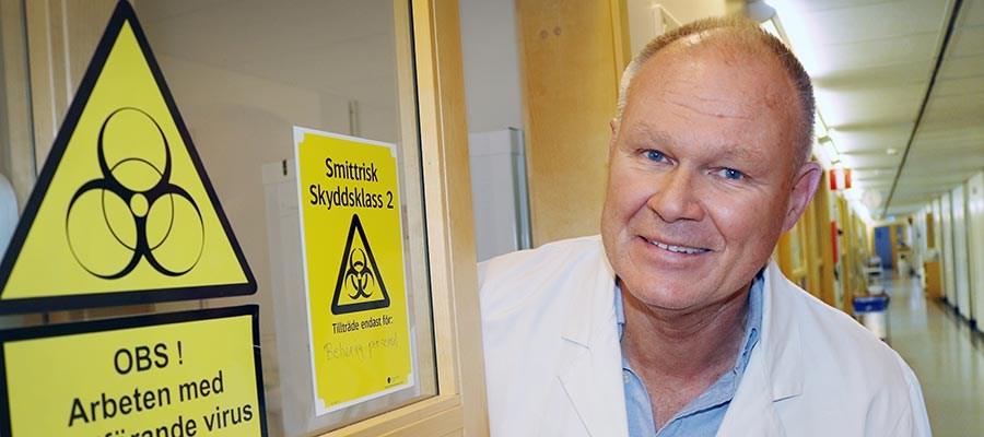 Professor Lennart Svensson Linköpings Univeristet
